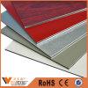 PVDF Coating ACP Revêtement mural panneau composé en aluminium