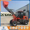 Estilo europeo mini cargador de la rueda de 1.5 toneladas para un precio más barato