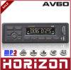 Berufsauto des Horizont-AV60 Audio, elektrische Justage MP3, Auto-MP3-Player