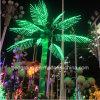 Lampada dell'albero di noce di cocco LED, indicatore luminoso decorativo dell'albero del LED