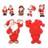 Santa Claus Natal disco flash USB / / Unidades de memória (HY-U109-A)