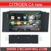 Reproductor de DVD especial de Car para Citroen C4 New con el GPS, Bluetooth. (CY-6507)