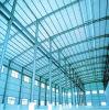 Garage de la estructura de acero del calibrador de la casa prefabricada House/Light del marco de acero