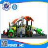 Gebruikte het OpenluchtPlastiek van kinderen de Commerciële Apparatuur van de Speelplaats voor Verkoop, De Apparatuur van het Pretpark