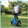 2 Wheel Self Balancing Electric Scooter, Electric Chariot 높은 쪽으로 Personal Vehicle Stand