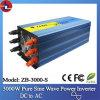 3000W 24V gelijkstroom To110/220V AC Pure Sine Wave Power Inverter