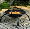 Ghisa Firepit, pozzo d'acciaio del fuoco
