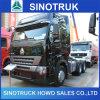 販売のためのSinotruck 420HP 6X4 Howoa7のステアリングトラクターヘッドトラック