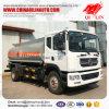 De lichte Tankwagen van de Lading voor Diesel van de Benzine van de Aardolie Vervoer