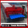 Roulis de tuile de feuille de toiture en métal formant la machine