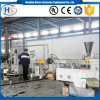 TPR/TPU/EVAの熱い溶解の接着剤の付着力のプラスチック微粒の押出機機械