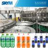 Máquina de enchimento automática da água do gás do frasco do animal de estimação