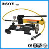 De hydraulische Hulpmiddelen van de Groepering van de Flens met HandPomp