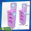 Visualización de cartón de la competencia para regalos de Navidad, el POP/POS Cartón Mostrar fábrica China!
