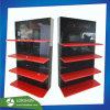 Специализированные OEM/ODM деревянные дисплей для установки в стойку с 4 полки для косметические средства проведения 120 кг