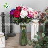 La stanza all'ingrosso decora il singolo mazzo del fiore artificiale della Rosa dell'innamorato