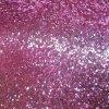 Synthetic Shining do plutônio do Glitter para as sapatas e os sacos (HSK117)