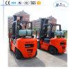 Baixa manutenção LPG 25 2.5t 3m/6m gás e Forklifts da gasolina para a fábrica da roupa