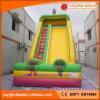 De opblaasbare Springende Dia van Moonwalk Bouncy (T4-297)