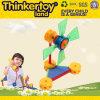 Juguetes educativos maravillosos Pl interesante Aystation 4 de los bloques huecos