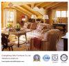 Warme Hotel-Möbel mit den Wohnzimmer-Möbeln eingestellt (YB-C-3)