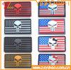 Correção de programa feita sob encomenda do PVC da bandeira dos EUA. Emblema do PVC (YB-ST-003)