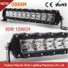 Simple rangée de classe mondiale nouvelle 50W 12pouces barre lumineuse à LED Osram (GT3530-50W)