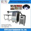 Ordinateur de poche 500W Couplage machine à souder au laser à fibre optique