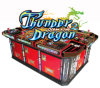 Máquina de juego video del juego del cazador de los pescados de vector del dragón del trueno para la venta