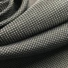 tela preto e branco de 600d Oxford para a mobília Uphostery do vestuário dos sacos
