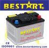 DIN45 12V 45Ah pila seca batería del coche