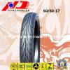 Wear-Resisting e certificat de marque de pneus 60/80-17 moto