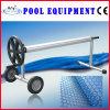 Rouleau en aluminium de bobine de couverture de piscine