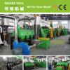 PET Speical Waste Plastic Crushing e máquina de lavar