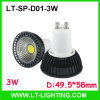 3W LED Cup (LT-SP-D01-3W)