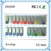 Plastic Swivel USB Flash Drive com CE RoHS e FCC
