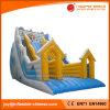 2017 lona de buena calidad inflables de PVC de diapositivas gigantes (T4-224)
