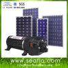 Seafloの携帯用太陽動力を与えられた水ポンプは噴霧のためにインドで販売した