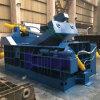 짐짝으로 만들 기계 (공장)를 재생하는 수평한 자동적인 작은 조각 알루미늄