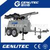 Dieselbeleuchtung-Aufsatz des generator-12kw für Gruben-Site