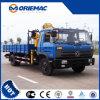 Grue montée par camion bon marché Sq8sk3q de 8 tonnes à vendre