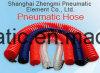 Farbe PU-Ring-Schlauch mit Befestigung (PNEUMATISCHES HILFSMITTEL: 5*8mm)