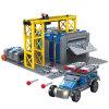 14881010-Building blockt Krieg-Fabrik Playmobil Vorgangs-Abbildung Ziegelstein-pädagogische Spielwaren des Spielwaren-Großalarm-3