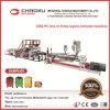 ABS-PC Produktion- von Ausrüstungsgegenständenzeile Plastikstrangpresßling-Maschinerie
