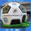 Aufblasbarer Fußball-springendes Schloss, das Spiele aufprallt