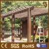 Fabricant en gros Composite Wood Pergola for Garden