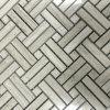 Precio de fábrica que entrelaza Compuesto de madera Suelo del azulejo