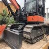 Almofadas de borracha 135 da máquina escavadora de Hitachi Zx55u-5A--400b