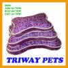 Esteira impressa do gato do cão do conforto (WY101096A/C)