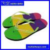 夏男女兼用のための多彩な偶然浜のPEのスリッパのサンダルの靴